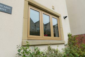 Flush Sash Deceuninck Windows Hampshire