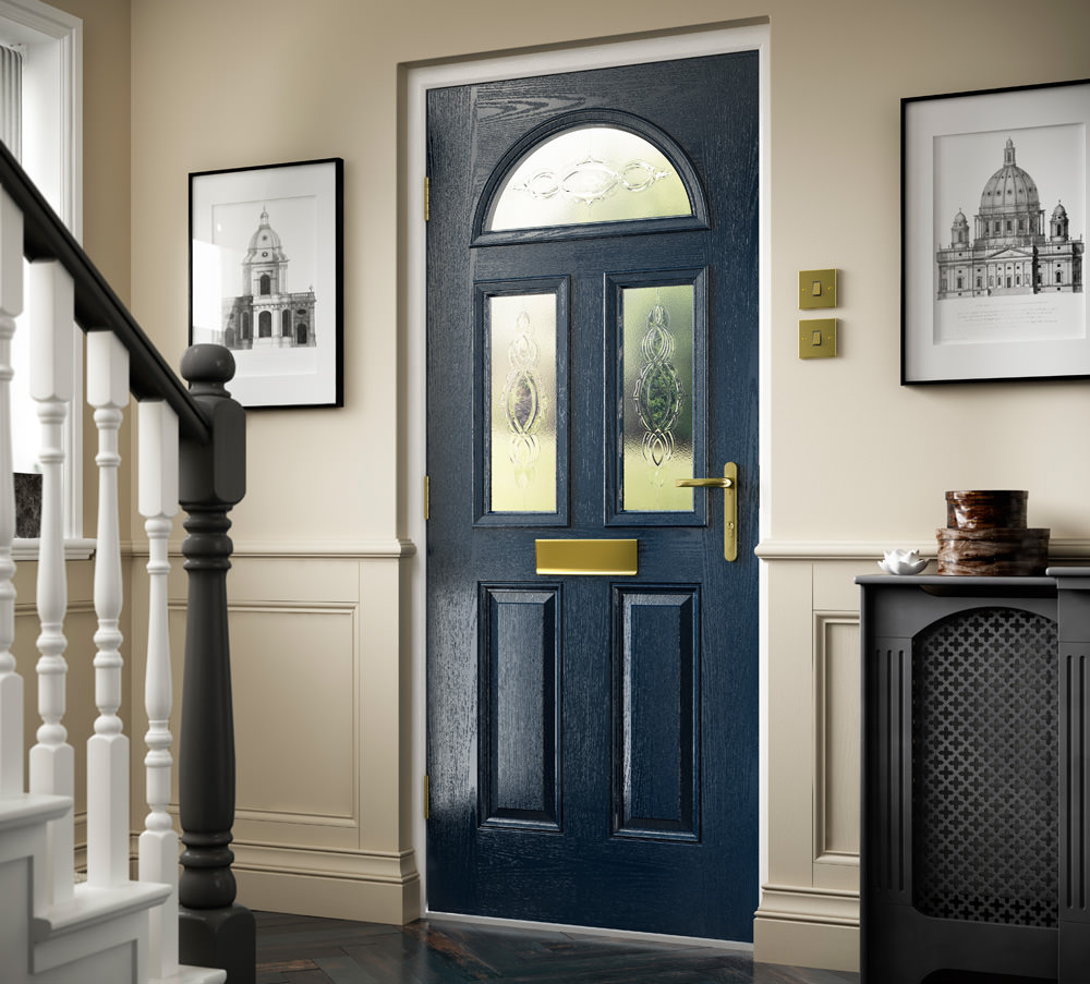 composite door competition