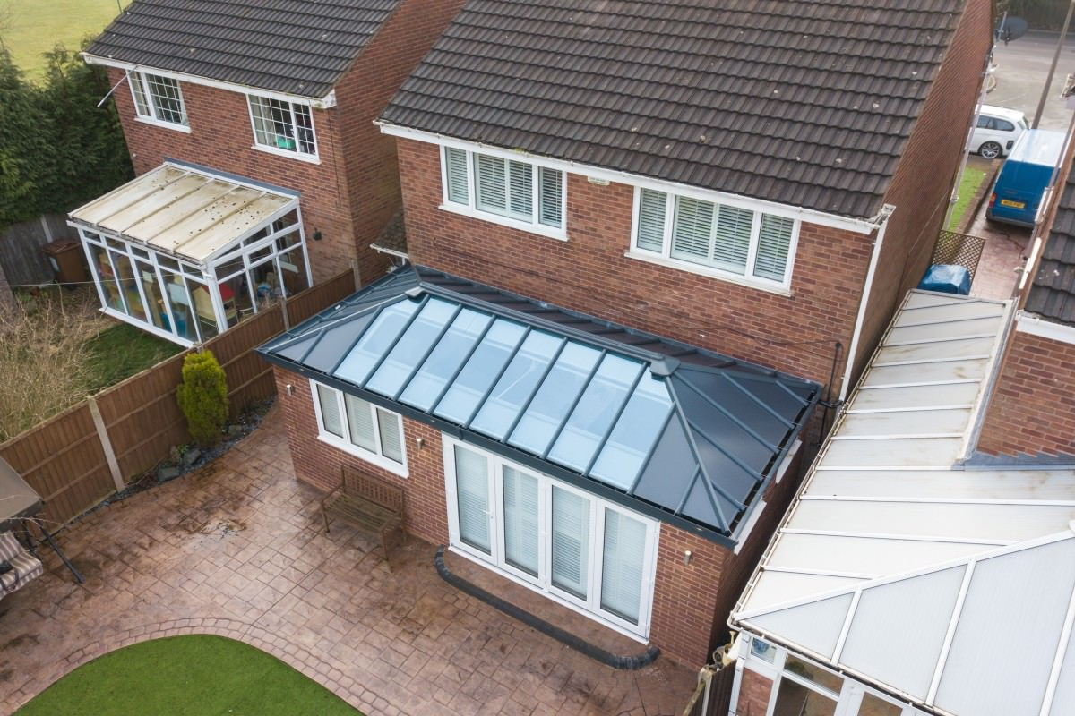 Ultraframe Roof