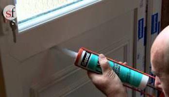 Toe & Heel Bi-Folding Door Installation