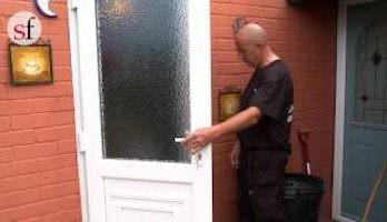 Adjusting Door Height