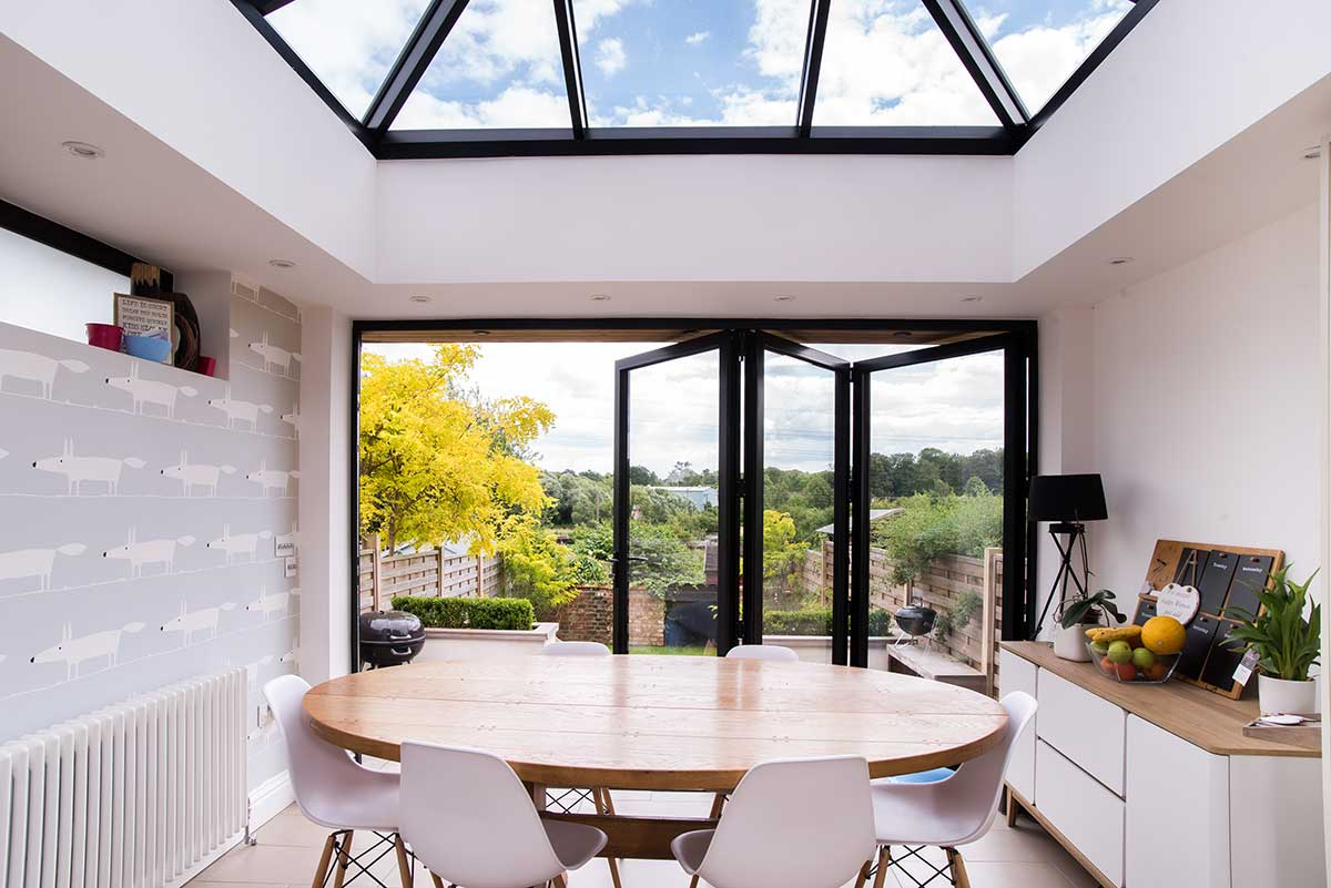 aluminium bifold door prices hampshire