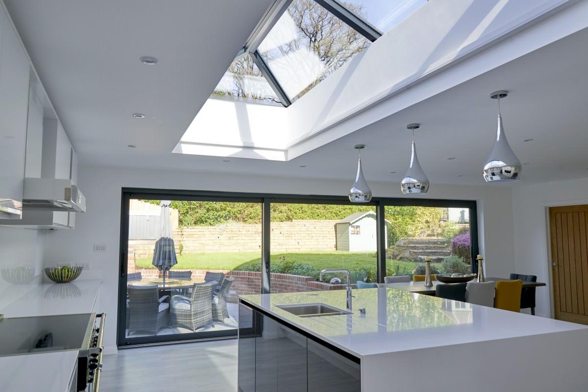 Ultrasky Roof Lantern conservatory roof hampshire