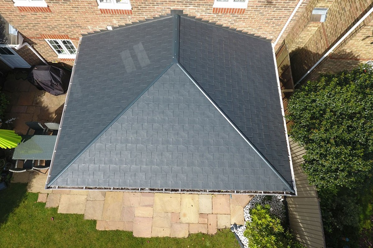 Tiled Conservatory Roof price